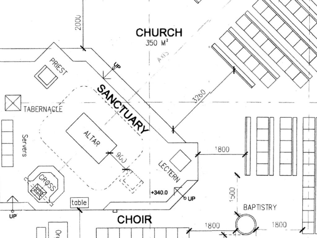 Church AV